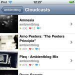 Mixcloud Ambientblog