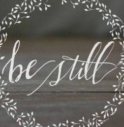 Be Still (mix)