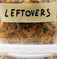 The Leftover Mix