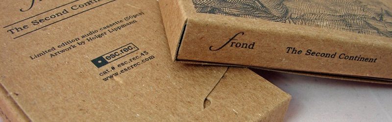 Frond – The Second Continent