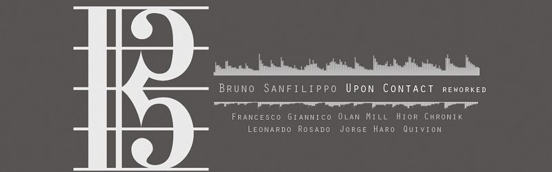 Bruno Sanfilippo – Upon Contact Reworked