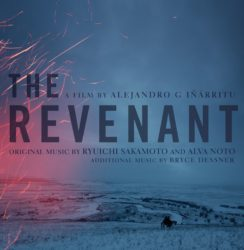 Ryuichi Sakamoto, Alva Noto with Bryce Dessner – The Revenant OST